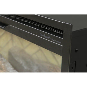 "Dimplex 42"" Revillusion® Front Glass Kit For Door - Fireplace Features"