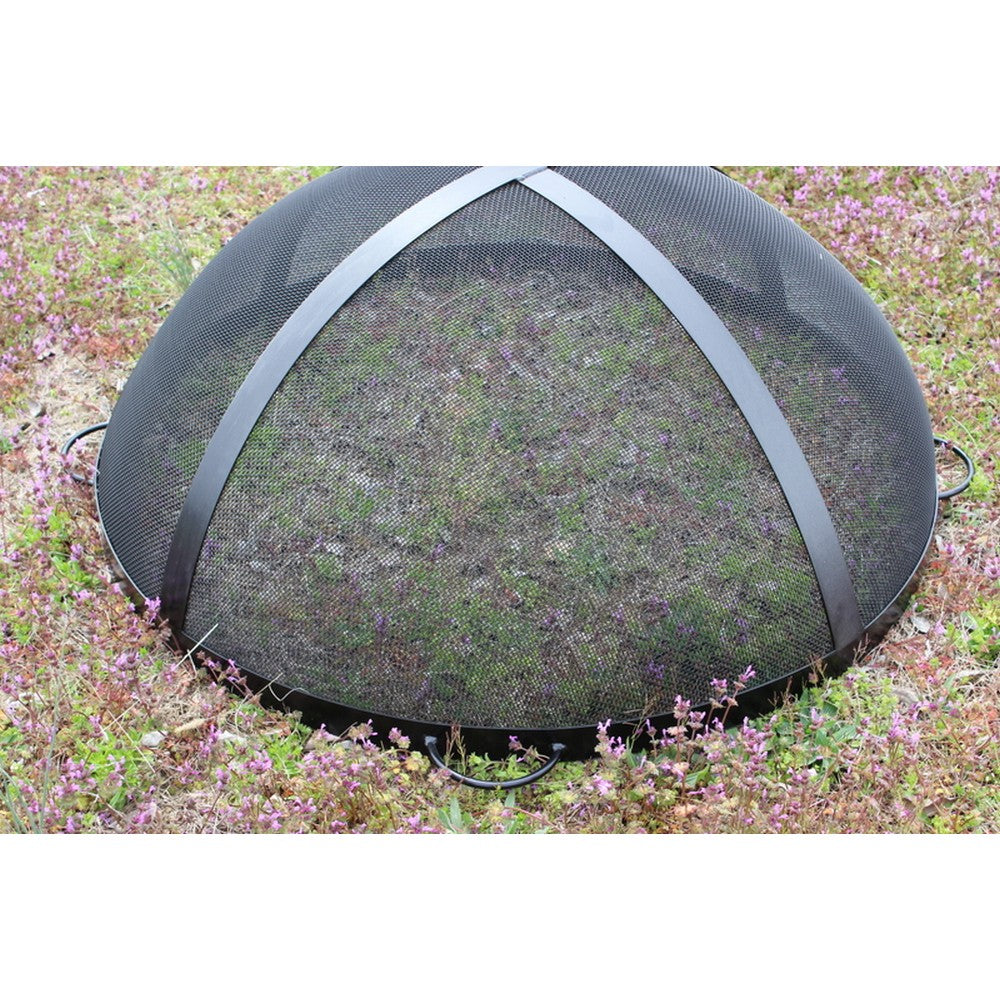 FIRE PIT ART SPARK GUARD 40
