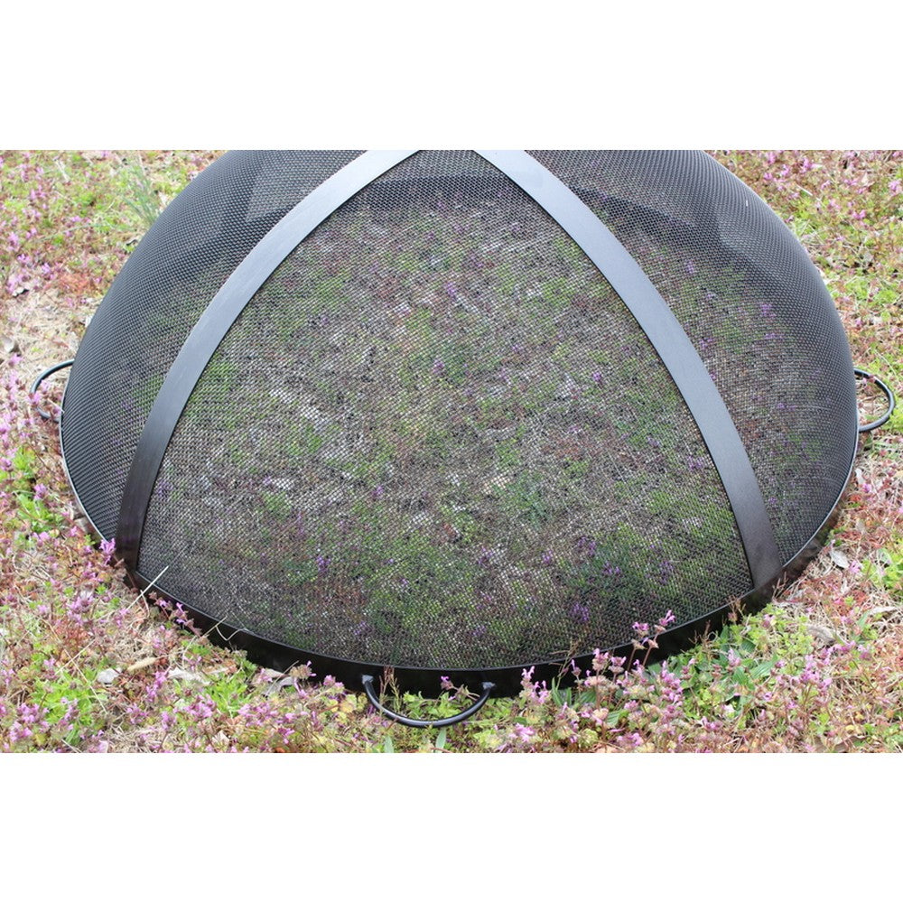 FIRE PIT ART SPARK GUARD 44.5