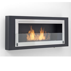 "ECO-FEU SANTA LUCIA 54"" Wall Mounted / Built In UL Listed Ethanol FIreplace - Fireplace Features"