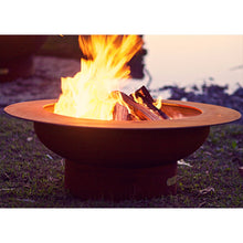 "FIRE PIT ART SATURN 40"" Fire Pit - Fireplace Features"