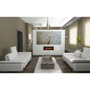 Dimplex Opti-V® Solo Virtual Fireplace - Fireplace Features