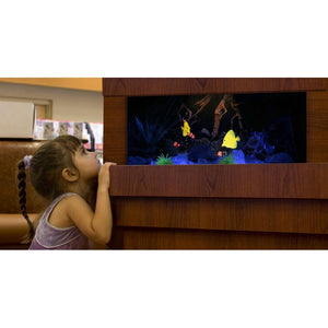 Dimplex Opti-V® Aquarium - Fireplace Features