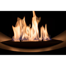 "BIO-BLAZE VENIZ 23½"" (33"" with Glass) Freestanding Ethanol Fireplace - Fireplace Features"