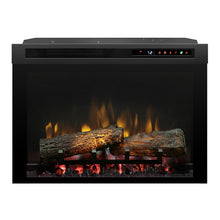 "Dimplex 26"" Multi-Fire XHD Firebox With Logs - Fireplace Features"