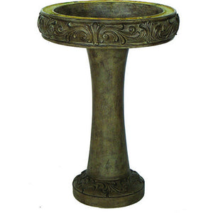 Madrid Birdbath - Bond Mfg - Y95564 - Fireplace Features
