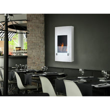 ECO-FEU HOLLYWOOD Wallmount Bio-Ethanol Fireplace UL Listed - Fireplace Features