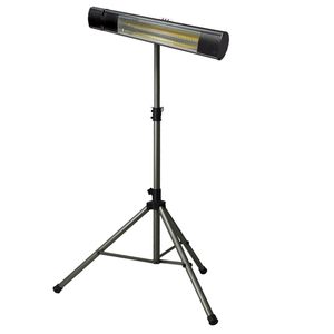 Wall Mount Electrical Heater Tripod SUNHEAT WLTRIPOD - Fireplace Features