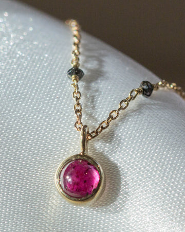 Ruby Nihm Necklace in Gold