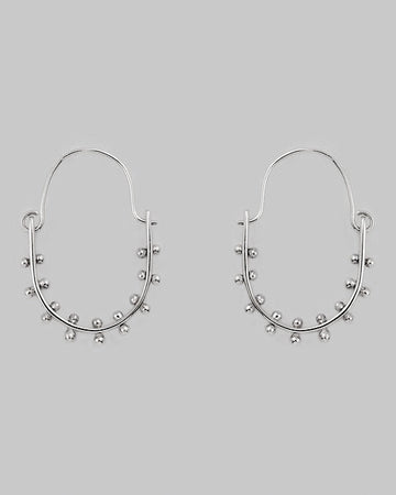 Kumi Earrings in Sterling Silver