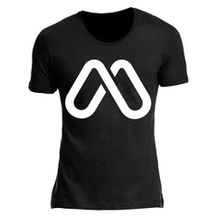 MOOD LOGO BLACK T-SHIRT