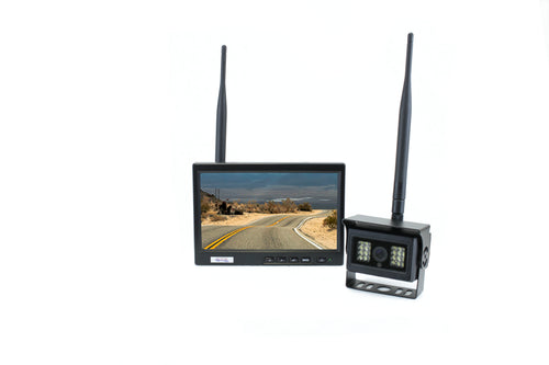 RF Wireless Single Backup Camera System (RFCAM1000)