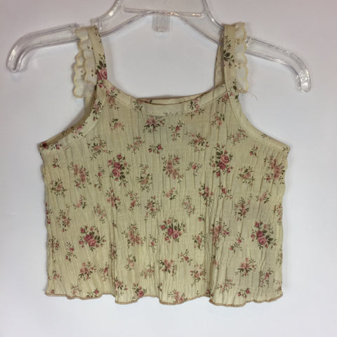Ave.blu Flora Tank Top Size 2T New - Seesaw4kids