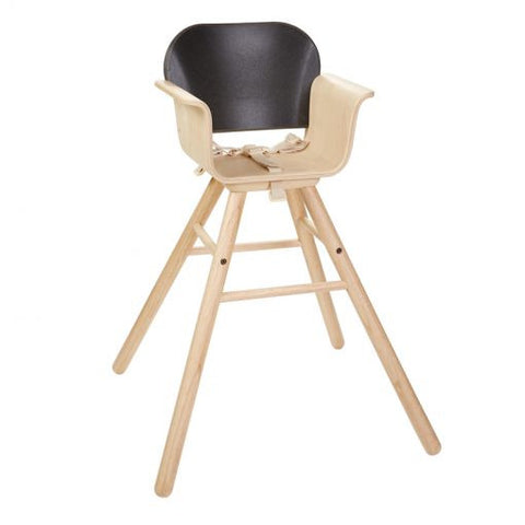 Plan Toys High Chair Black - Seesaw4kids
