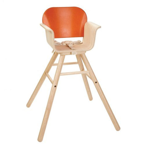 Plan Toys High Chair Orange - Seesaw4kids