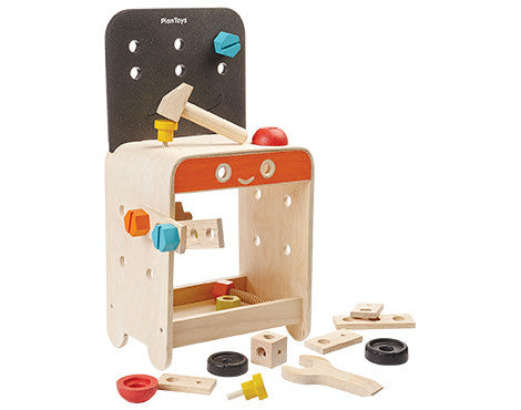 Plan Toys Work Bench - Seesaw4kids