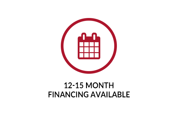 12 to 15 Month Financing on Engagement Rings