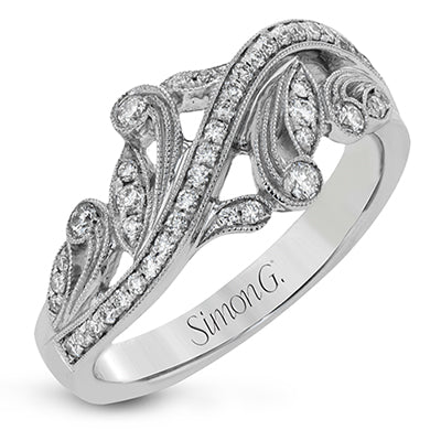 Simon G. - 18K Gold Diamond Fashion Ring