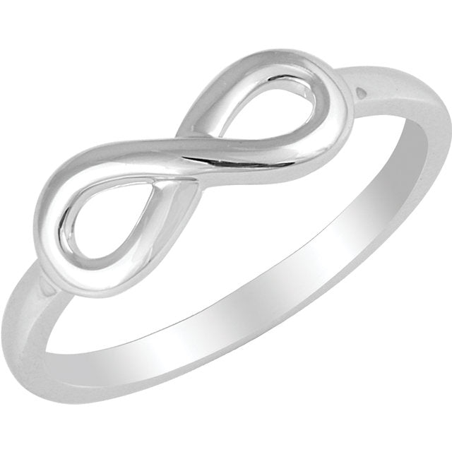 Ostbye - Sterling Silver Infinity Ring