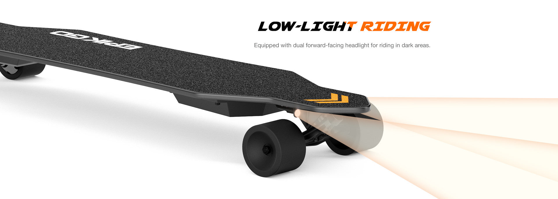 EPIKGO Electric Skateboard