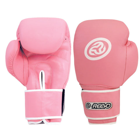 Reevo Leather Ladies Boxing Gloves
