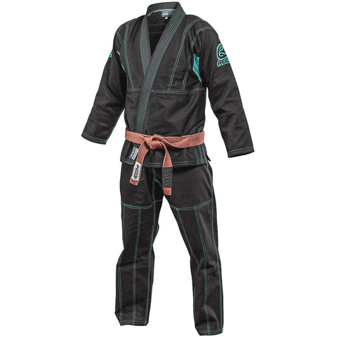 Reevo Aerolight BJJ Gi - Black