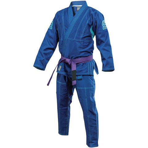 Reevo Aerolight BJJ Gi - Blue