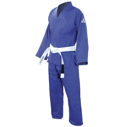 Reevo Guard BJJ Gi - Blue