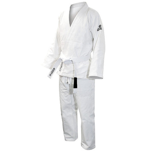 Reevo Guard BJJ Gi - White
