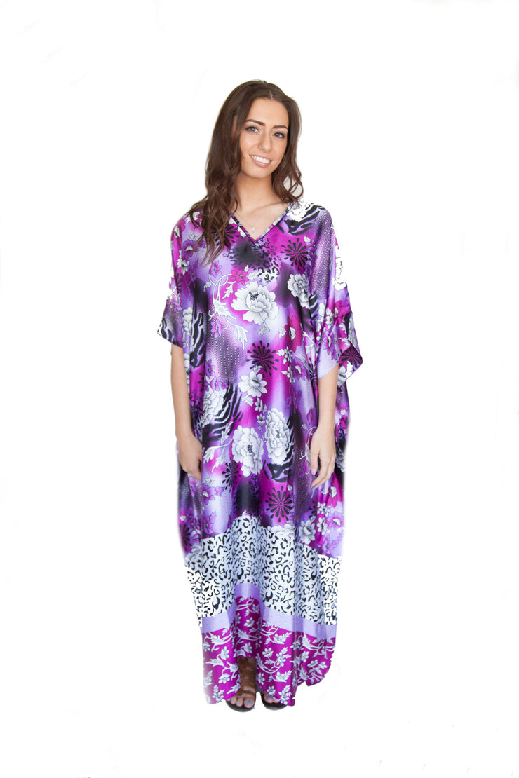 Heather Long Caftan