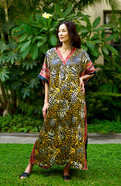 Valerie Long Caftan