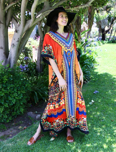 Marina Long Caftan