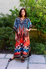 Caren Long Caftan