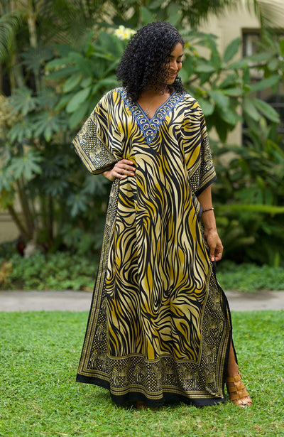Catalina Long Caftan