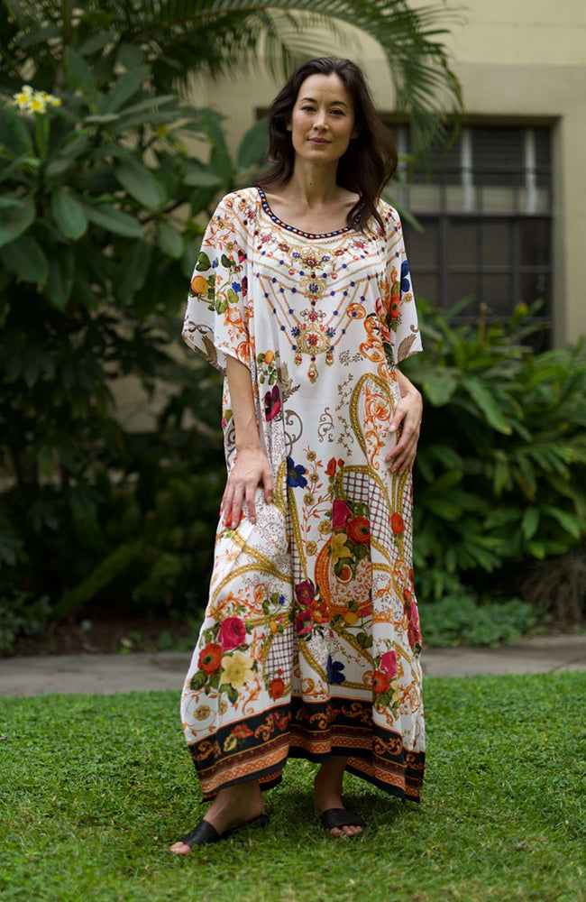 Malina Long Caftan