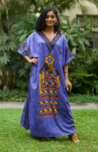 Athena Long Caftan