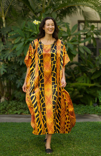 Anticia Long Caftan