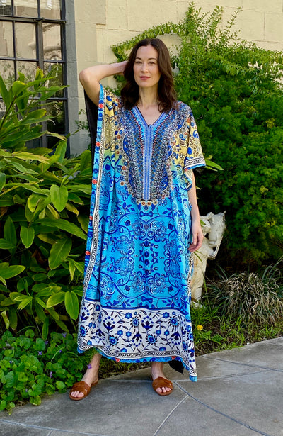 Harper Long Caftan