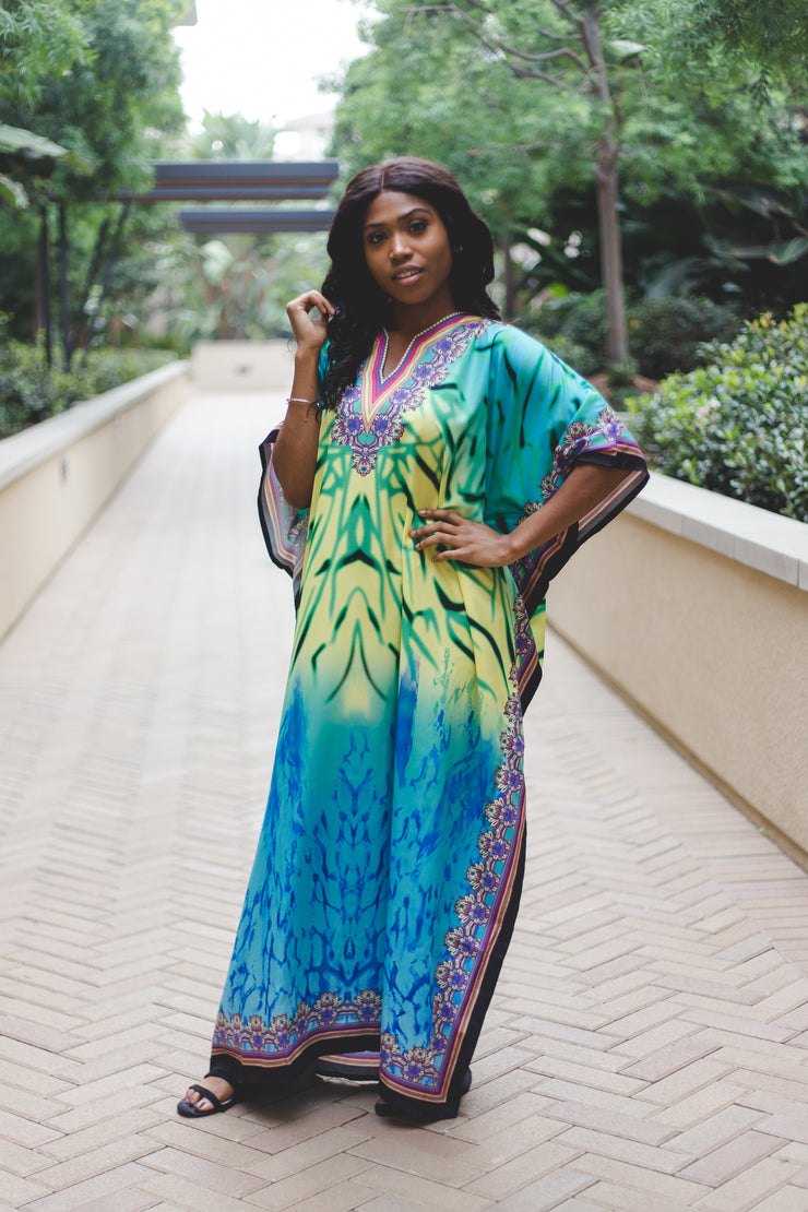 Kiya Long Caftan