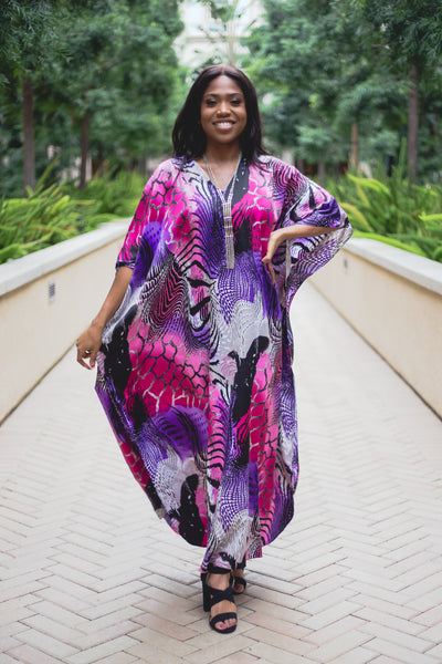 Cindy Long Caftan