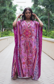 Lora Long Caftan