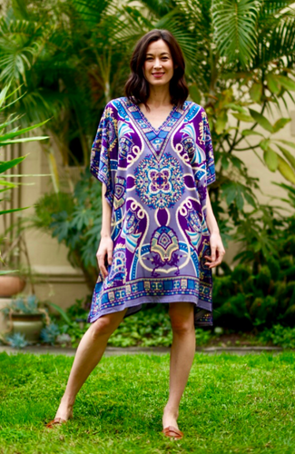 Mary Short Caftan
