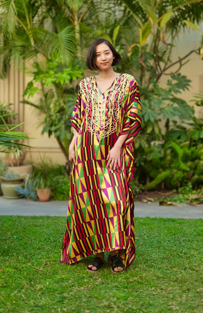 Alea Long Caftan