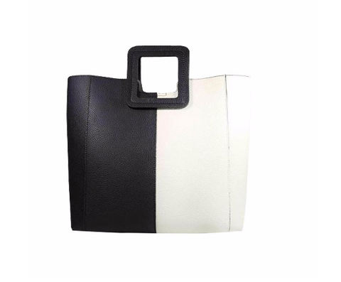 ANTONIO BLOCK MEDIUM BLACK/WHITE