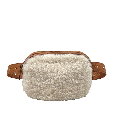 Alexander Belt Bag Shearling