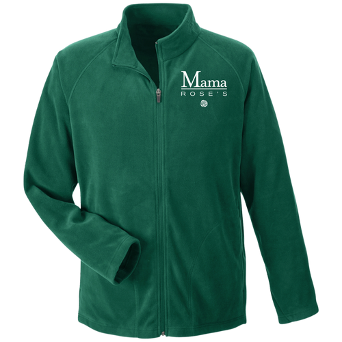 Mama Rose's Men's Microfleece Jacket - Forest