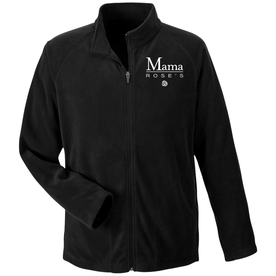 Mama Rose's Men's Microfleece Jacket - Black