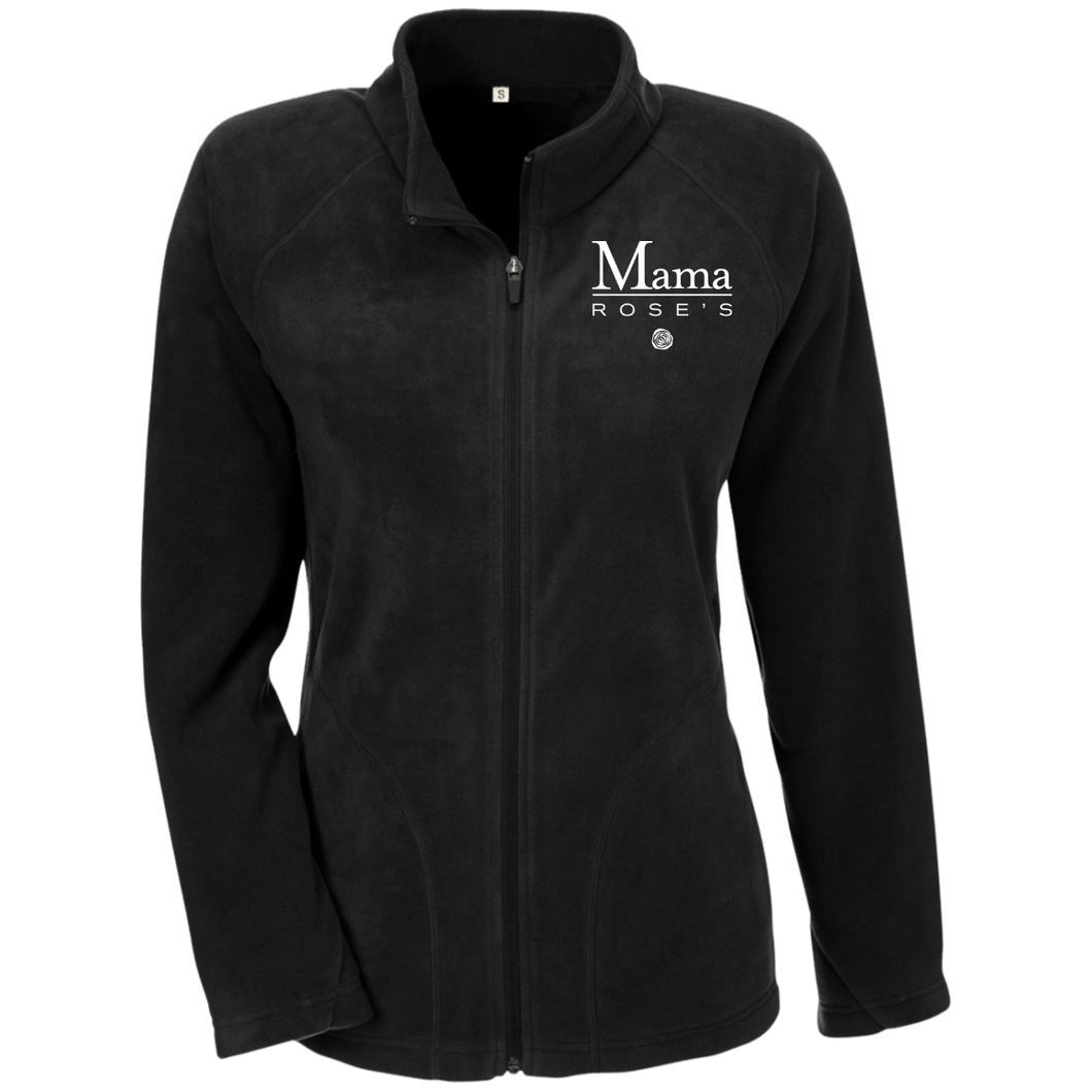 Mama Rose's Ladies' Microfleece Jacket - Black