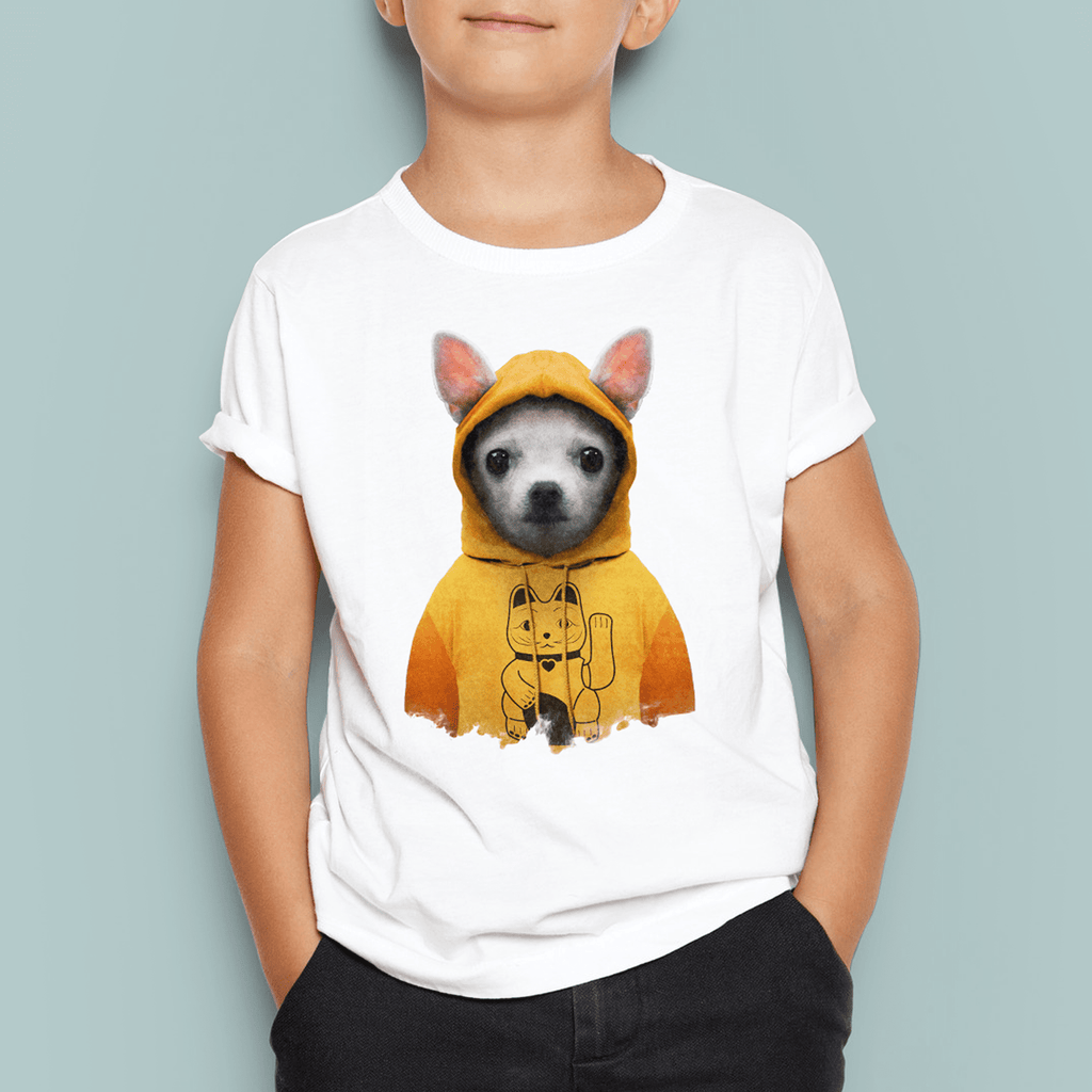 Chihuahua Dog (Puppy) Premium Organic Kid's T-Shirt
