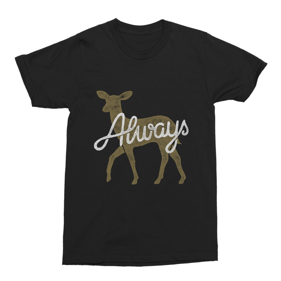 Always Men's T-Shirt-Curartee